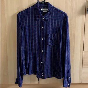 Isabel Marant Etoile Button Down Shirt sz 36
